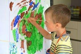 Cours d'art pour enfant